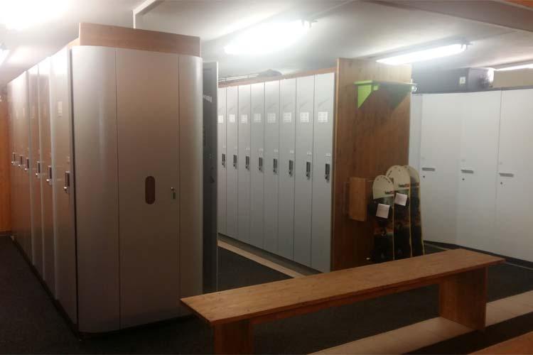 Deposito sci Le ski lab
