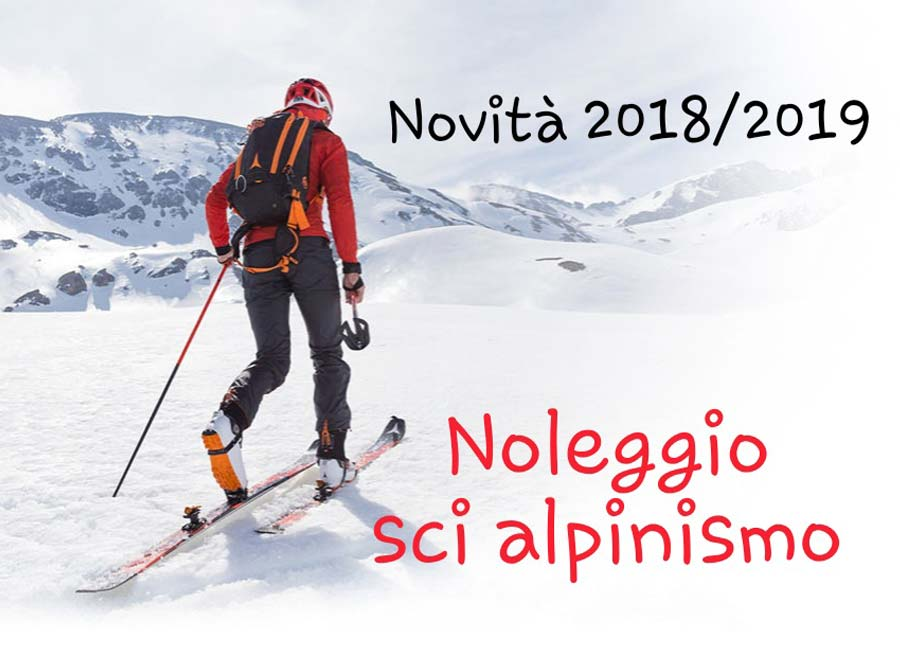 Sci alpinista